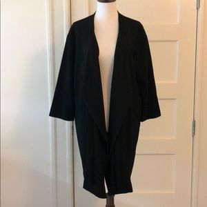 H&M Black Kimono Style Jacket